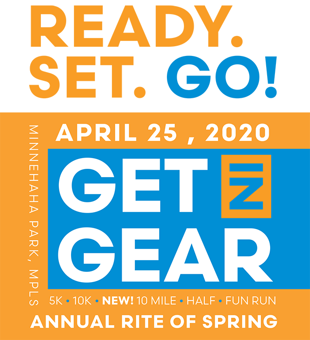 Save the Date Get in Gear 2020